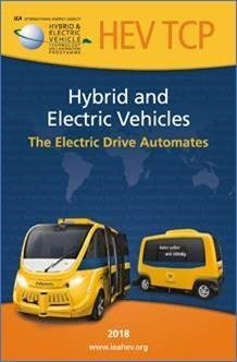 Hybrid & Electric Vehicles annual report