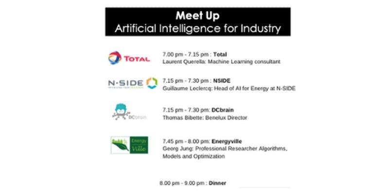 Meet Up AI for Industry