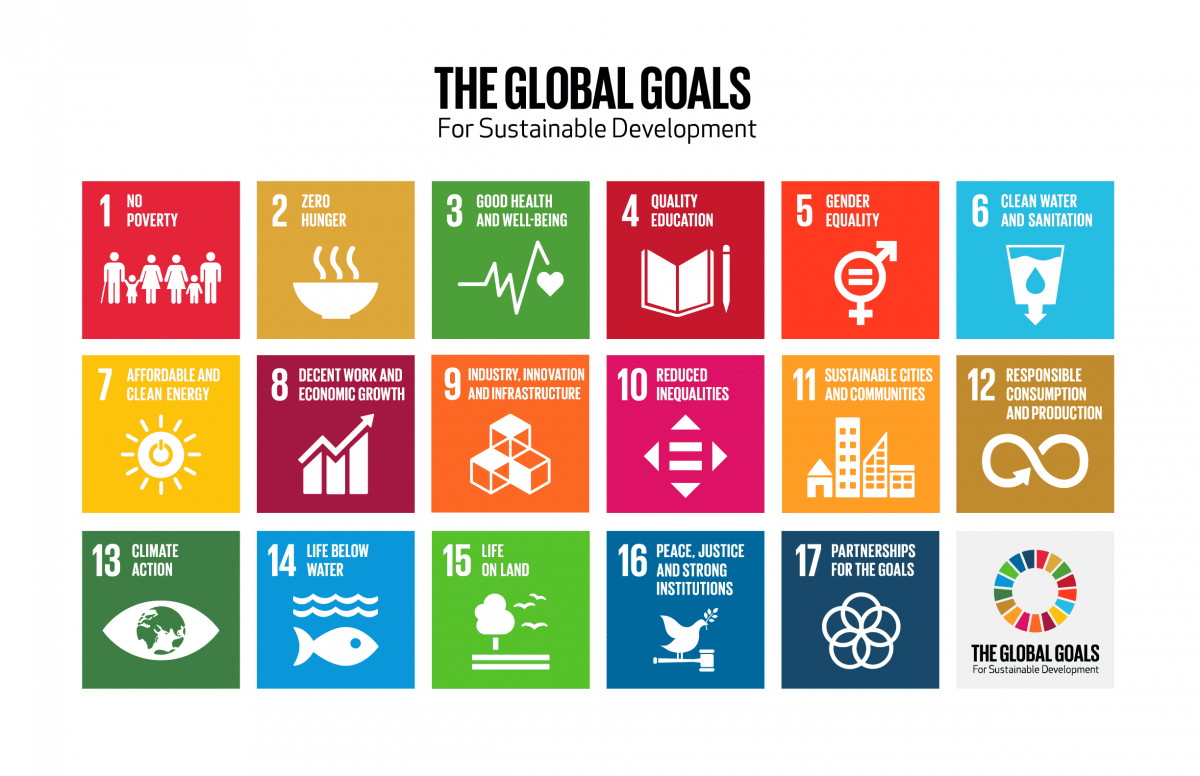 The Global Sustainable Development Goals SDGs